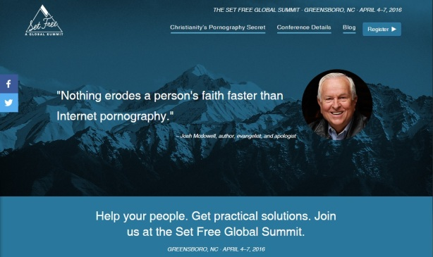 Set Free Conference